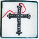 Southwest Ornament - Dotted Cross